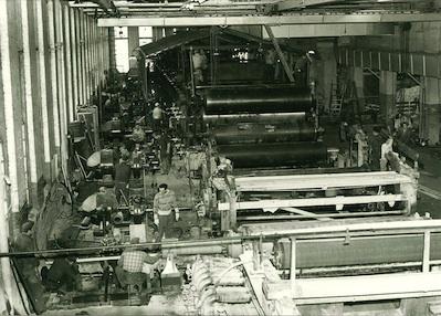 Lyons Falls History Association    Gould Paper Company